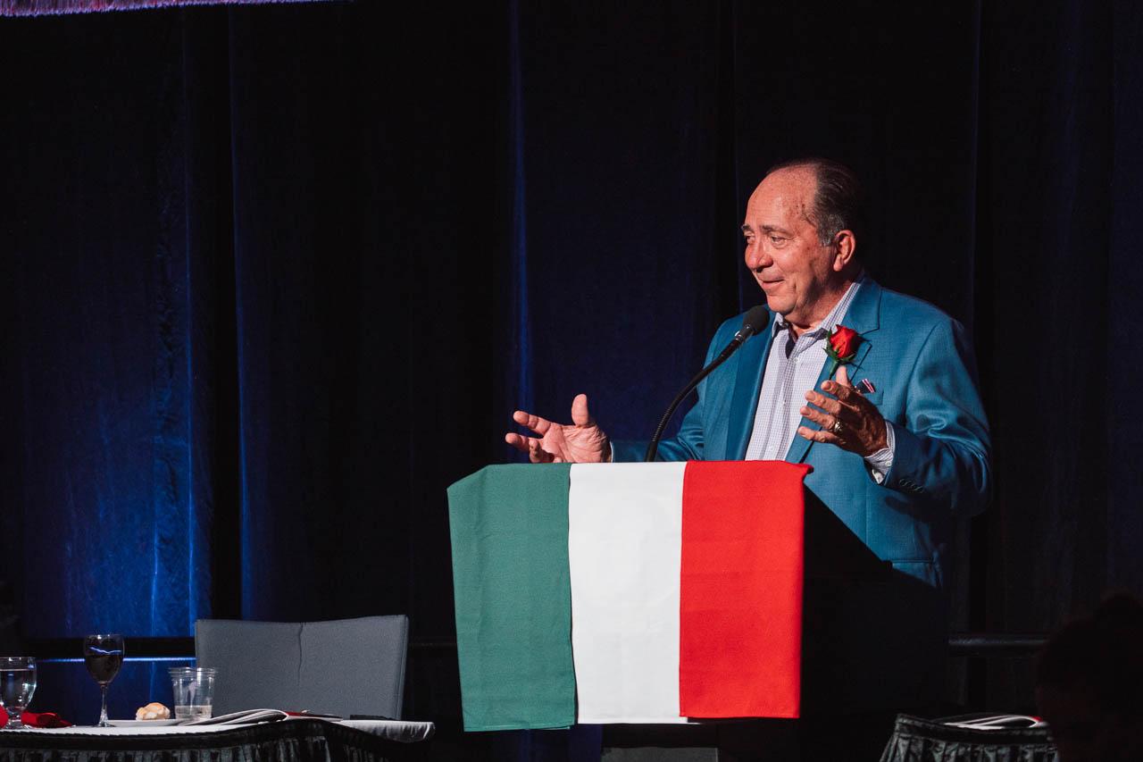 Calgary Italian Sportsman's Dinner 2019 Headliner Johnny Bench